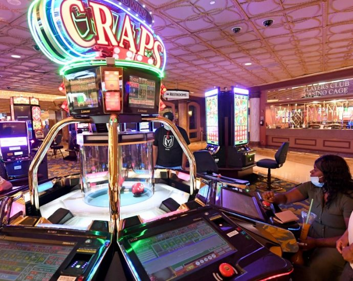 Time-tested Methods To Online Gambling
