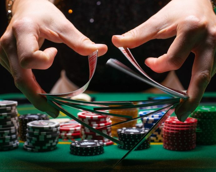 Ten Secrets And Techniques About Online Casino