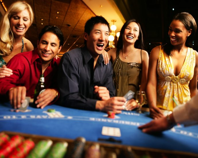 The Demise Of Gambling And Methods To Keep